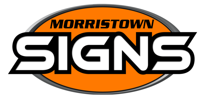 Morristown Signs- Round Balloon