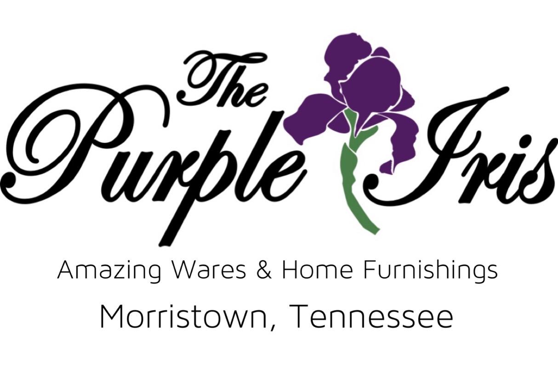 Purple Iris Logo - Pilots Brunch